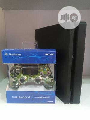 Playstation 4 Slim + FIFA 21 and Controller. | Video Game Consoles for sale in Lagos State, Ikeja