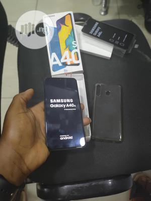 Samsung Galaxy A40 64 GB Blue | Mobile Phones for sale in Lagos State, Ikeja
