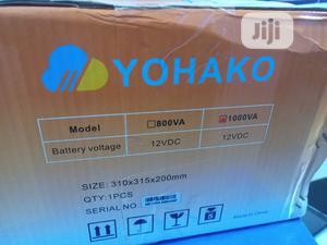 1kva 12V Yohako Pure Sinewave Intelligent Inverter   Solar Energy for sale in Lagos State, Ojodu