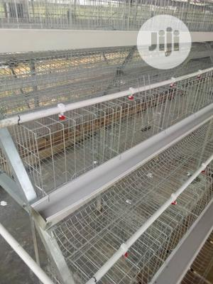 Semi Automatic Imported Layers Cage | Farm Machinery & Equipment for sale in Oyo State, Ibadan