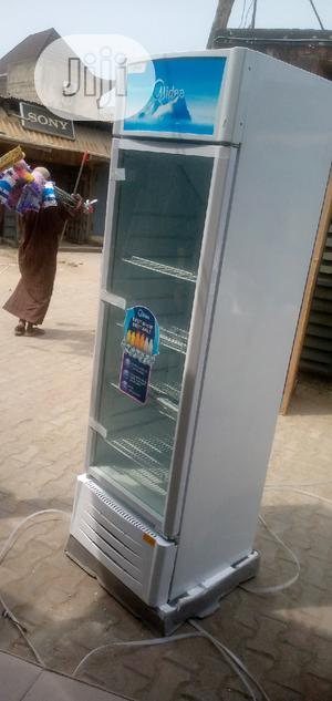 Midea Showcases Glass 100%Copper 2 Years Warranty | Store Equipment for sale in Lagos State, Magodo