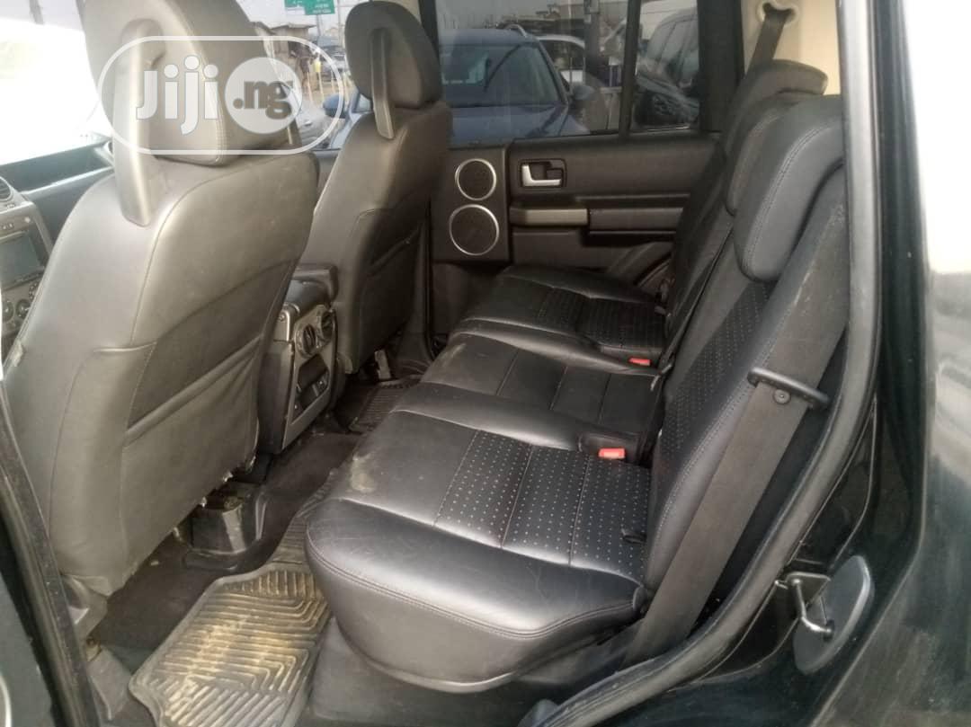 Land Rover LR3 2006 SE Black | Cars for sale in Ikeja, Lagos State, Nigeria