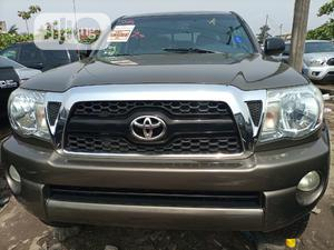 Toyota Tacoma 2010 Brown | Cars for sale in Lagos State, Apapa