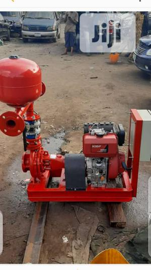 Single Cylinder Fire Hydrant Pump | Safetywear & Equipment for sale in Lagos State, Orile