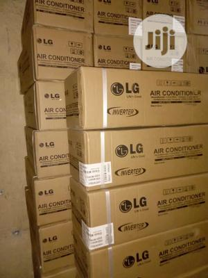 LG Inverter 1,5hp Split Units Air-Conditioner | Home Appliances for sale in Lagos State, Maryland