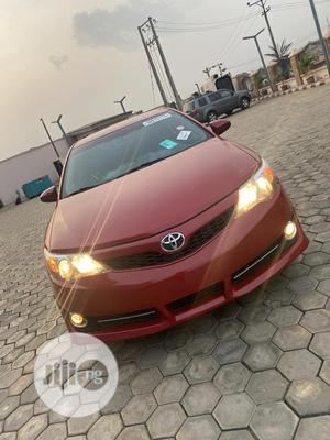 Toyota Camry 2012 Red | Cars for sale in Oyo State, Ibadan