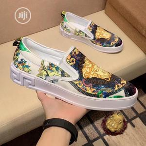 High Quality Versace Slip Ons Sneakers | Shoes for sale in Lagos State, Magodo