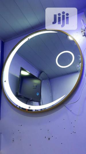 LED Round Framed Mirror | Home Accessories for sale in Lagos State, Surulere