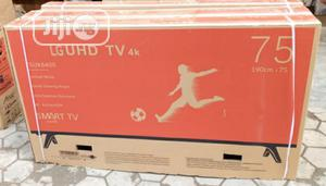 LG 75 Inch UHD Smart TV | TV & DVD Equipment for sale in Lagos State, Gbagada