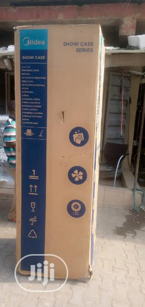Midea Show Case Glass | Kitchen Appliances for sale in Lagos State, Oshodi