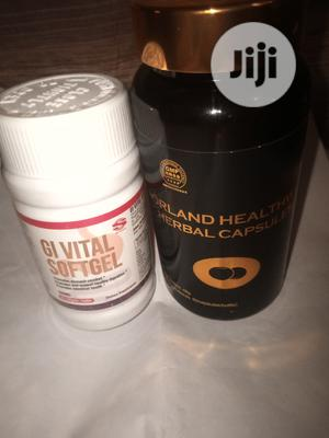 Hypoglycemic GI Herbal Capsule for Liver Catharsis | Vitamins & Supplements for sale in Abia State, Aba North