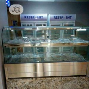 5 Plates Bain Marie With Curve Glass (Double Step) | Restaurant & Catering Equipment for sale in Lagos State, Ojo
