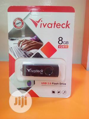Vivateck 8GB Flash Drive   Computer Accessories  for sale in Lagos State, Ikeja