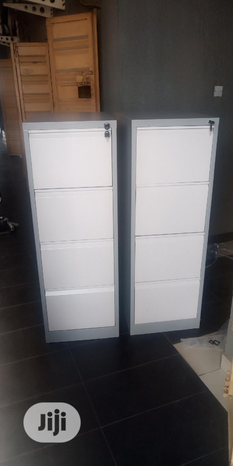 Imported High Quality Metal 4 Drawer Cabinet
