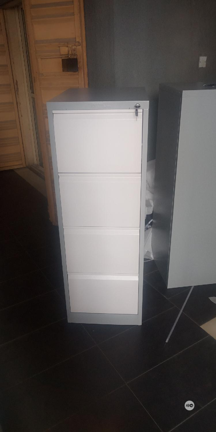Imported High Quality Metal 4 Drawer Cabinet | Furniture for sale in Benin City, Edo State, Nigeria