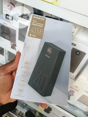 40000mah Romoss Power Bank | Accessories for Mobile Phones & Tablets for sale in Lagos State, Ikeja
