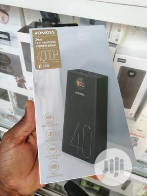 Romoss Zeus Fast Charging Power Bank 40000mah 18W   Accessories for Mobile Phones & Tablets for sale in Lagos State, Ikeja