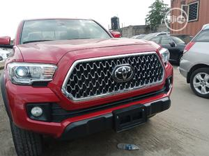 Toyota Tacoma 2019 Limited Red | Cars for sale in Lagos State, Amuwo-Odofin