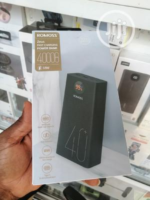 40000mah Fast Charging Romoss Power Bank 18W | Accessories for Mobile Phones & Tablets for sale in Lagos State, Ikeja