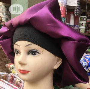 Premium Satin Hair Bonnet | Clothing Accessories for sale in Lagos State, Ajah