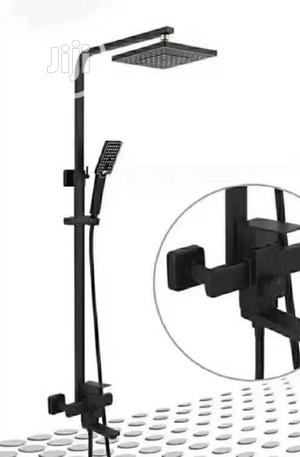 Genuine Standing Shower (Black)   Plumbing & Water Supply for sale in Lagos State, Orile