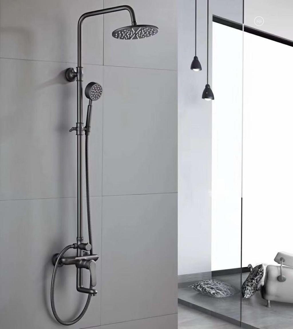 Genuine Standing Shower