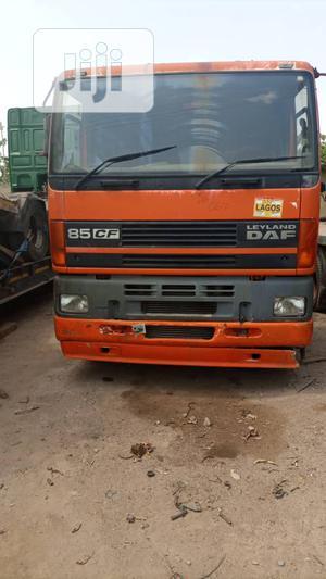 Daf 85 Cf Injector 10 Tyre Flat Body | Trucks & Trailers for sale in Oyo State, Ibadan