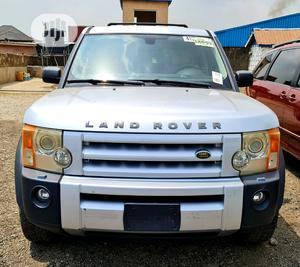 Land Rover Lr3 2006 SE Silver | Cars for sale in Lagos State, Ojota