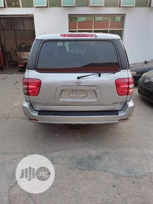 Toyota Sequoia 2002 Gray   Cars for sale in Lagos State, Abule Egba