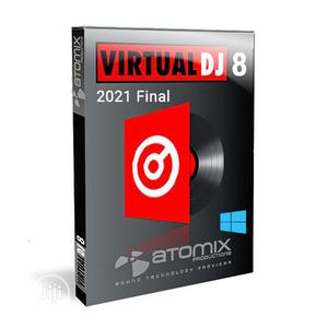 Atomix Virtualdj 2021 Pro Infinity for Windows | Software for sale in Abuja (FCT) State, Central Business District