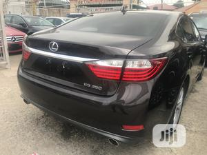 Lexus ES 2013 350 FWD Brown | Cars for sale in Lagos State, Ikeja