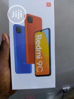 New Xiaomi Redmi 9C 32 GB Blue   Mobile Phones for sale in Lagos State, Ikeja