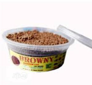 Browny Fish Food Available   Pet's Accessories for sale in Lagos State, Surulere