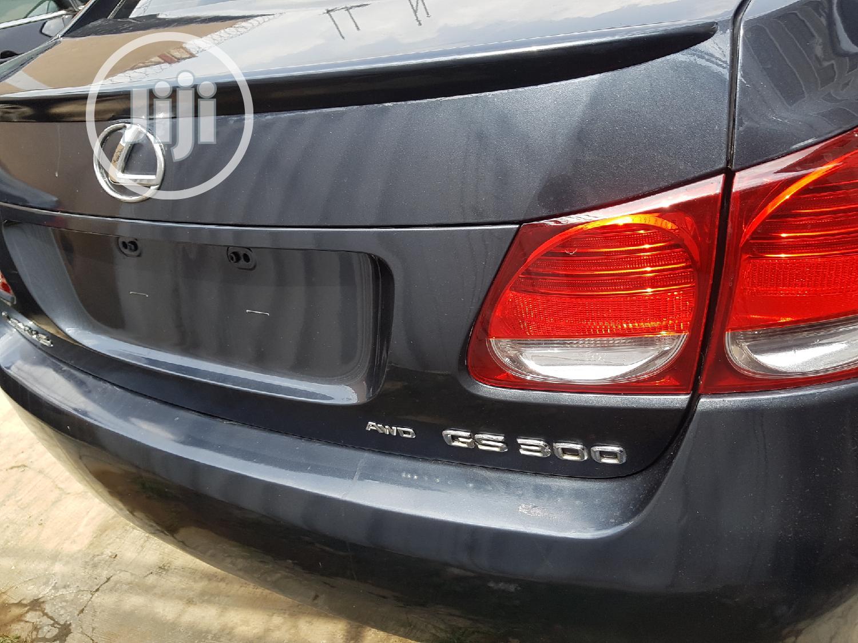 Archive: Lexus GS 2005 Blue