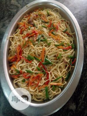 Spaghetti,Irish Potato,T/Sauce,F/Sauce and W/Rice and J/Rice | Meals & Drinks for sale in Abuja (FCT) State, Central Business District