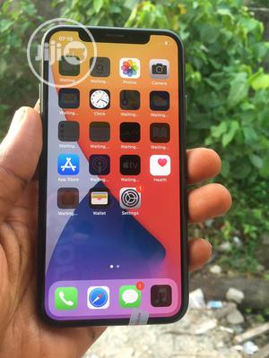 Apple iPhone X 256 GB Black   Mobile Phones for sale in Rivers State, Port-Harcourt