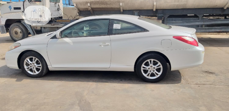 Toyota Solara 2008 White | Cars for sale in Ikeja, Lagos State, Nigeria