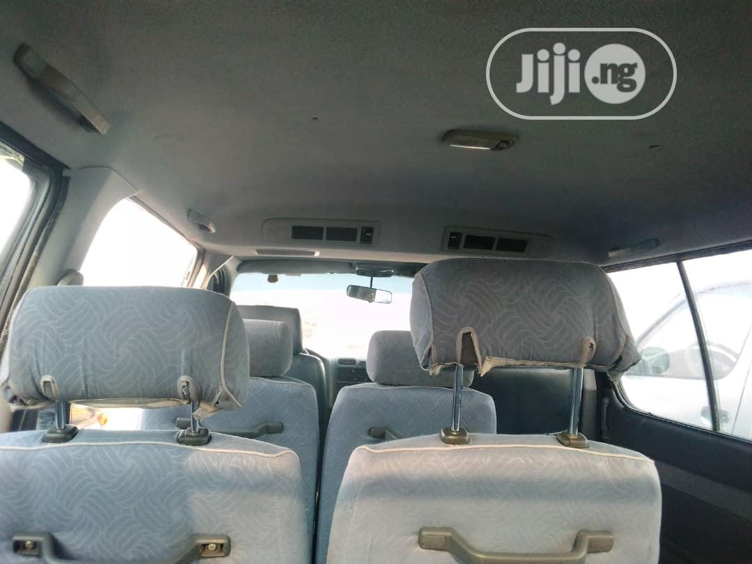 Archive: Tokunbo Hiace