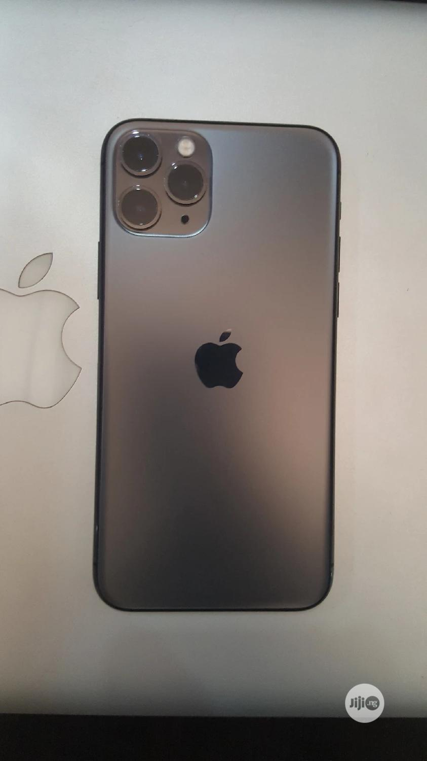 Apple iPhone 11 Pro 256 GB Black   Mobile Phones for sale in Wuse, Abuja (FCT) State, Nigeria