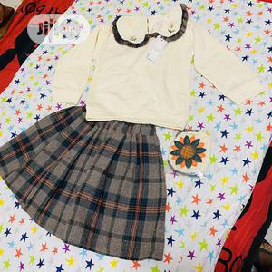 Kids Clothing 2 Piece Top & Skirt | Children's Clothing for sale in Lagos State, Ajah