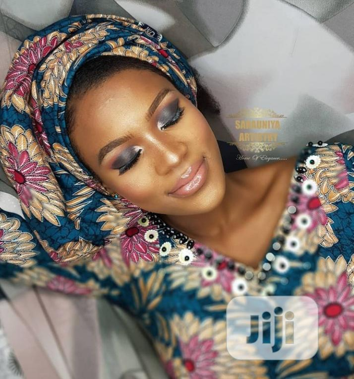 Archive: Bridal/Casual Makeup in Abuja