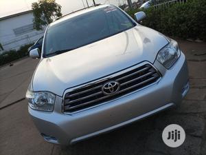 Toyota Highlander 2008 Limited 4x4 Silver   Cars for sale in Enugu State, Enugu