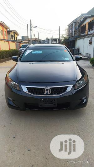 Honda Accord 2011 Coupe EX-L V-6 Black | Cars for sale in Lagos State, Ikeja