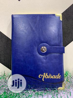 Customised Leather Journal   Books & Games for sale in Lagos State, Yaba