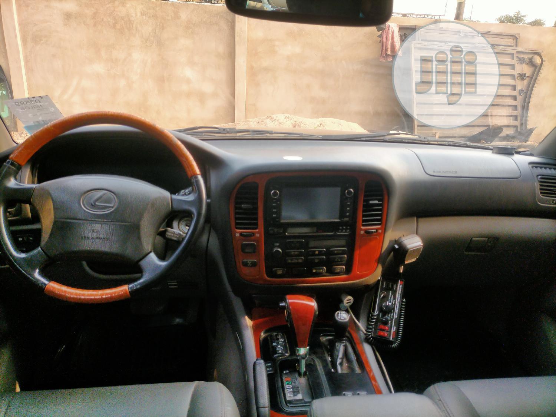 Lexus LX 2001 Black   Cars for sale in Ikeja, Lagos State, Nigeria