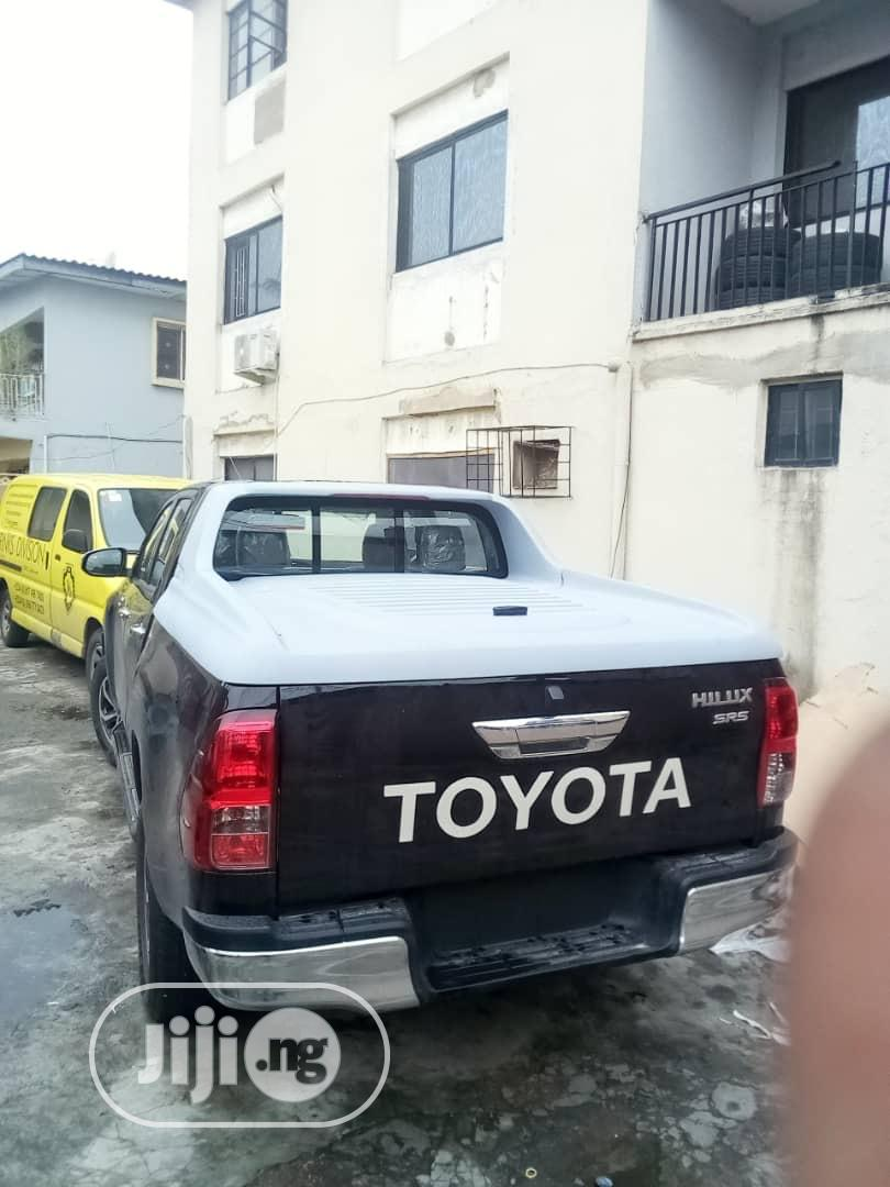 Archive: Original Carry Boy for Toyota Hilux