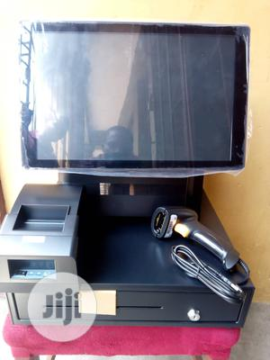 15.6 Touch Screen Pos =Screen+Printer+Cash Drawer+Scanner | Store Equipment for sale in Lagos State, Lagos Island (Eko)
