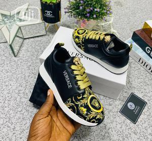 Versace Luxury Kids Shoe   Children's Shoes for sale in Lagos State, Lagos Island (Eko)