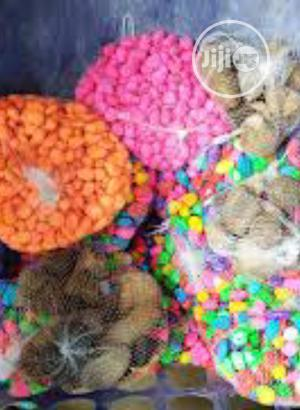 Your Colourful Aquarium Pebbles Available | Pet's Accessories for sale in Lagos State, Surulere