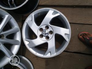 Toyota Alloyed Rims Available Here | Vehicle Parts & Accessories for sale in Yobe State, Fune